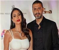 أول ظهور لـ بسنت شوقي ومحمد فراج بعد زواجهما | صور