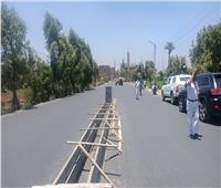 تطوير طريق عزبة الأهالي في القناطر بالقليوبية بتكلفة 100 مليون جنيه