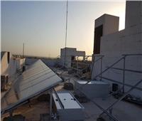 القابضة للمياه: التوسع في استخدام الطاقة المتجددة لترشيد استهلاك الكهرباء