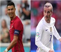 يورو2020| موعد مباراة فرنسا والبرتغال اليوم الأربعاء