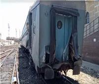 «صحة الإسكندرية»: خروج 24 مصابا في حادث قطار محطة مصر بعد استقرار حالتهم
