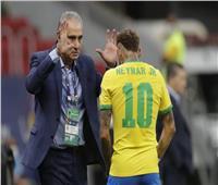كوبا أمريكا| مدرب البرازيل: مواجهات «كولومبيا» دائمًا صعبة