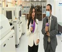العربية للتصنيع: نمتلك 3 خطوط لتصنيع «التابليت واللاب توب» | فيديو