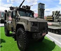 روسيا تدعم قوات الدفاع الجوي بعربات مدرعة جديدة  فيديو