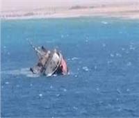 إنقاذ 7 من الغرق .. سفينة تصدم مركب صيد قبالة دمياط