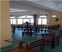 جامعة دمنهور: التصحيح الآلي بعد إنتهاء الإمتحان يوما بيوم