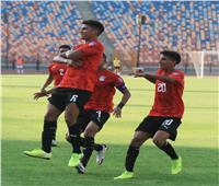 كأس العرب للشباب | منتخب مصر يتخطى الجزائر ويتأهل الى ربع النهائى