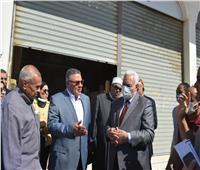 معوقات نقل الورش لمنطقة الحرفيين بالغردقة في لقاء المحافظ و«دينية النواب»
