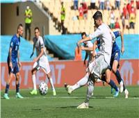 يورو2020| إسبانيا تتقدم بثنائية على سلوفاكيا في الشوط الأول