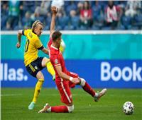 يورو2020| السويد يتقدم أمام بولندا بهدف نظيف فى الشوط الأول