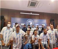 حارس فريق بيراميدز «للمبتورين» : رفضت الاحتراف خارج مصر