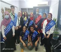 تنصيب المكتب التنفيذي لمجلس طلاب المرحلتين الإعدادية والثانوية في الجيزة