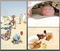 حمامات رمال سيوة «فسحة وعلاج وراحة بال»