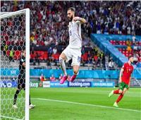 بنزيما يضرب البرتغال بالهدف الثاني لفرنسا