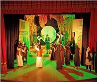 «تاتانيا» على مسرح قصر ثقافة دمنهور