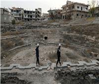 الدفاع الروسية: المسلحون يجهزون لهجوم كيميائي على منطقة خفض التصعيد بإدلب