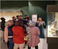 متحف سوهاج يستقبل أعضاء مركز شباب نيدة.. صور