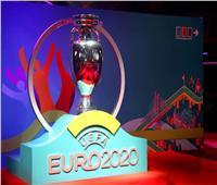 تعرف على موعد مباريات دور ثمن نهائي «يورو 2020»