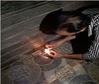 حملة لإزالة الإشغالات في الحوامدية| صور