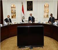 وزير الإسكان يلتقى رئيس المجلس العربي للمياه