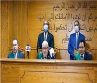 نظر محاكمة 22 متهمًا بـ«داعش العمرانية».. بعد قليل