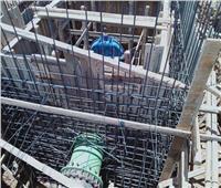 مياه أسيوط: إنهاء أعمال تحويل مسار خط طرد الصرف الصحي بمنقباد