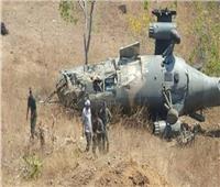 تحطم مروحية عسكرية في كينيا ومصرع 17 جنديا