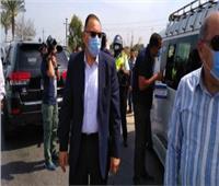 الداخلية تحرر محاضر لـ13 ألف شخص بسبب عدم ارتدائهم الكمامات الواقية