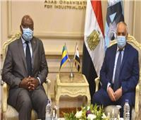 «العربية للتصنيع» تستقبل سفير الجابون لبحث التعاون المشترك