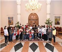 التضامن الاجتماعي تنظم زيارة تعريفية لأبناء دور الأيتام بالكاتدرائية المرقسية