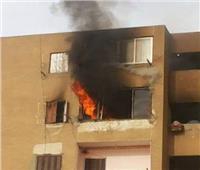 أمن القاهرة ينجح في إخماد حريق داخل شقة سكنية بمنطقة مدينة نصر