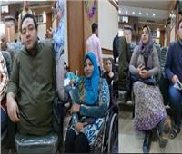 برلمانى: يتقدم بطلب إحاطة لتفعيل تعيين نسبة ال5% لذوي الإعاقة 