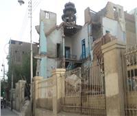 قصر مكرم عبيد بقنا على وشك الانهيار.. والمسؤولون يتجاهلون حكما قضائيا بترميمه