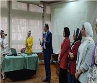 نقيب الإعلاميين يشيد بمشاريع تخرج شعبة الإعلام بـ«بنات عين شمس»