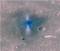 ناسا تنشر صورة ملونة لبعثة الصين المريخية