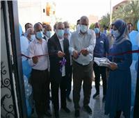 محافظ الوادي الجديد يفتتح مركزًا طبيًا بمدينة موط بالداخلة