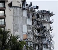 حدث في «فلوريدا».. قتيل و99 مفقودًا بانهيار مبنى سكني قرب ميامي