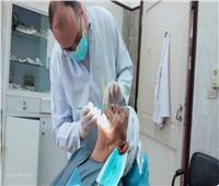الكشف على ١٦٣٥ مريضاً بقافلة «ساقية المنقدى» الطبية بالمنوفية