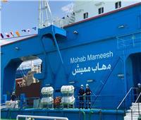أسامة ربيع: كراكة مهاب مميش الأحدث في الشرق الأوسط وتعمل في عمق 35 مترًا