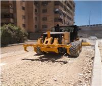 رفع أطنان من المخلفات والقمامة في حملات على قرى الجيزة