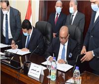 بروتوكول تعاون بين «التموين» ومحافظة السويس لإنشاء منطقة تجارية لوجستية