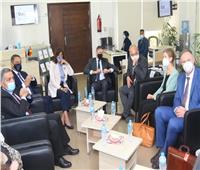نبيلة مكرم: المركز المصري الألماني يهدف للتوعية بمخاطر الهجرة غير الشرعية