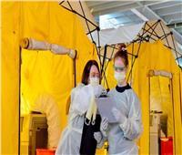 أوكرانيا تُسجل 876 إصابة جديدة و53 وفاة بفيروس كورونا