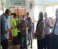 إغلاق 4 مراكز دروس خصوصية بحي المنتزه بالإسكندرية  صور
