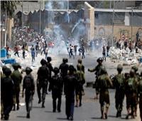 إصابات بالرصاص في صفوف الفلسطينيين إثر مواجهات مع الاحتلال جنوب نابلس