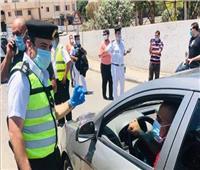 خلال 24 ساعة.. «أكمنة المرور» تحرر 6418 مخالفة على الطرق السريعة