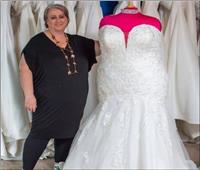 تعرض سيدة للتنمر والسبب فستان زفاف