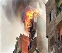 إصابة شخص أثناء اخماد حريق بالبصيلية فى أسوان