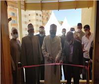 افتتاح مسجد زمزم بمديرية أوقاف القليوبية