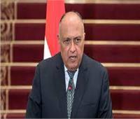 وزير الخارجية: العلاقات المصرية القطرية تسير حاليًا في مسارها الصحيح